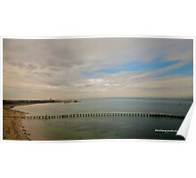 Queenscliff Looking Out Poster