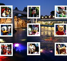 Fun Memories Of Disneyland 2010 by Inga McCullough