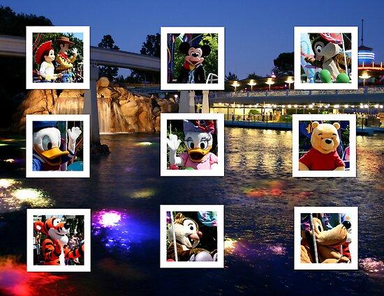 Fun Memories Of Disneyland 2010 by Inga McCullough