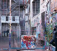 Alley Cat by pinthura