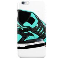 Tiffany Dunk Sneaker Illustration iPhone Case/Skin