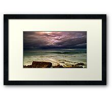 """Stormfront"" Framed Print"