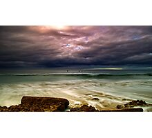 """Stormfront"" Photographic Print"