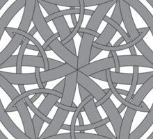 Celtic Pattern: Starlight Sticker