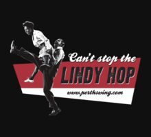 Can't stop the Lindy Hop! by perthswing