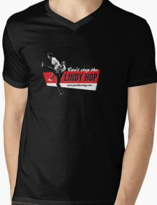 Can't stop the Lindy Hop! Mens V-Neck T-Shirt