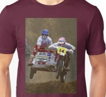 """Motorcycle """"  valuation by the silver"""" : 300 F/2.8 CANON EOS 5 Best  10 (c)(h) by Olao-Olavia / Okaio Créations Unisex T-Shirt"""