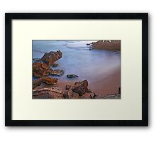 Hoover the Groovers Home Ground Framed Print