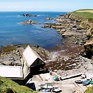 The Lizard Old Lifeboat Station by saxonfenken