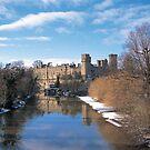 Warwick Castle by derekwallace