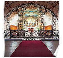 Italian Chapel, Interior Poster