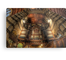 St Paul's Cathedral • Melbourne Metal Print