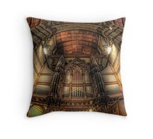 St Paul's Cathedral • Melbourne Throw Pillow