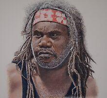 The Warrior by Gary Fernandez