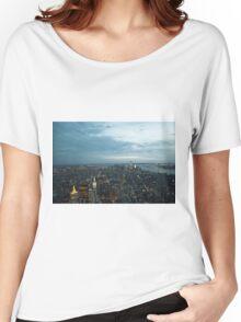 manhattan Women's Relaxed Fit T-Shirt