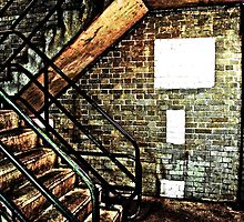 Stairs & Squares by Lazertooth