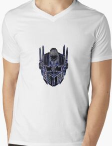 Transformer  Mens V-Neck T-Shirt