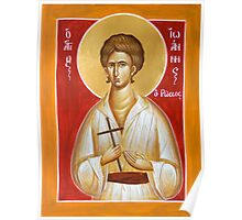 St John the Russian Poster