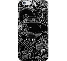 Fear is the heart of love iPhone Case/Skin