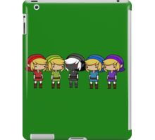 Legend of Zelda - Kawaii Chibi Links iPad Case/Skin