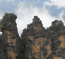 The Three Sisters by Mark Chatwin