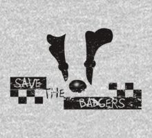 Save the Badgers Kids Clothes