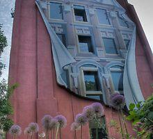 Wall Flowers by Marilyn Cornwell