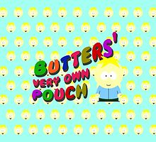 Butters very own pouch by cthulupie