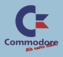 Commodore 64 by Jonathan Carre