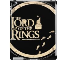 Simplistic Lord of the Rings iPad Case/Skin