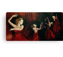 The Last Dance... Canvas Print