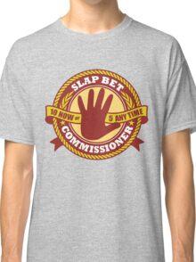 Slap Bet Commissioner Classic T-Shirt