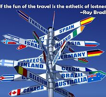 Travel fun vacations countries  by Royalcollector