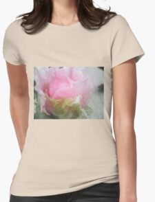 Femininity! Womens Fitted T-Shirt