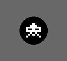 Space invader icon by steveball