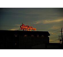 Mariner Motel Photographic Print