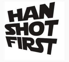 Han Shot First by Kissmequik
