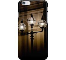 Exhibition Lights iPhone Case/Skin