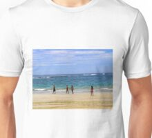 Magnificent Beach On Isabela In The Galapagos Unisex T-Shirt