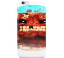 Angry Super Meat Boy iPhone Case/Skin