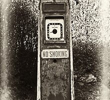 No Smoking by John Hallett