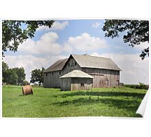 Farm - Deer Creek Township Poster