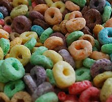 Fruit Loops by Geraldine Miller
