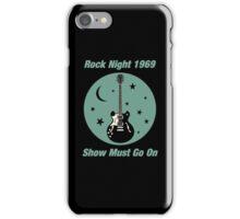 Rock Night 1969 iPhone Case/Skin