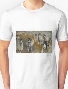 Stomping Swaledales Unisex T-Shirt