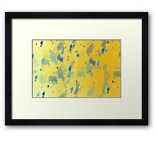 Cool Summer  Framed Print