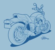 Motorcycle by Captain RibMan