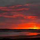 Sunset over Rhosneigr by Shaun Whiteman