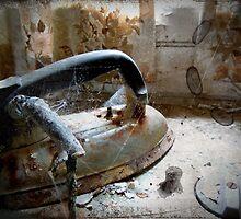 Iron ~ West Park Asylum by Josephine Pugh