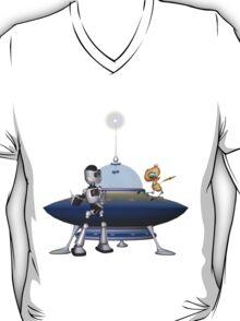 My Best Friend .. a robots tale T-Shirt